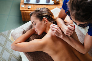 Deep Tissue Massage at Maple Massage