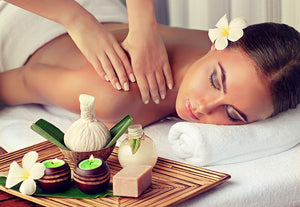 Classical Therapeutic Massage to relax the muscles