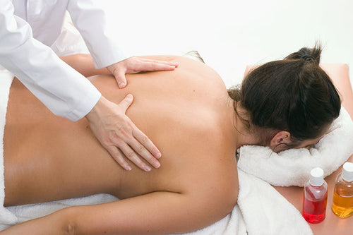 Swedish Massage will reduce stress within the body