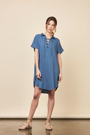 Indih Shirt Dress (Sample)