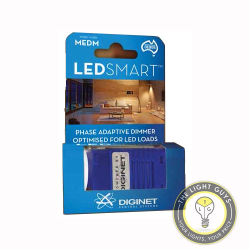DIGINET LED MEDM ADAPTIVE PHASE DIMMER
