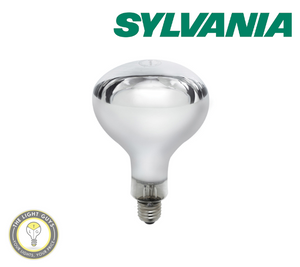 SYLVANIA Replacement Heat Lamps 275W 240V E27 2700K - TheLightGuys