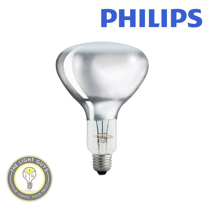 PHILIPS Infrared Bathroom Heater Lamp 275W E27