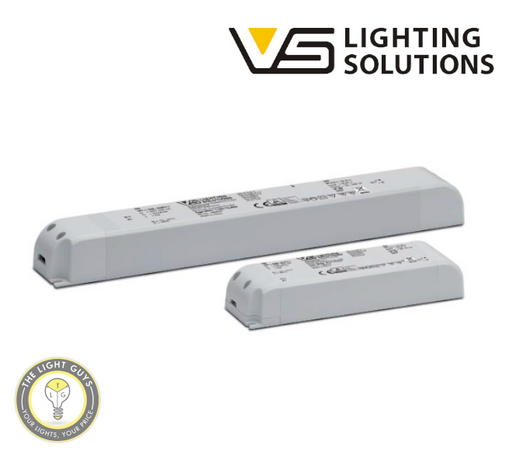 VOSSLOH-SCHWABE LED Constant Voltage Drivers 60W 12V 240V IP20 - TheLightGuys