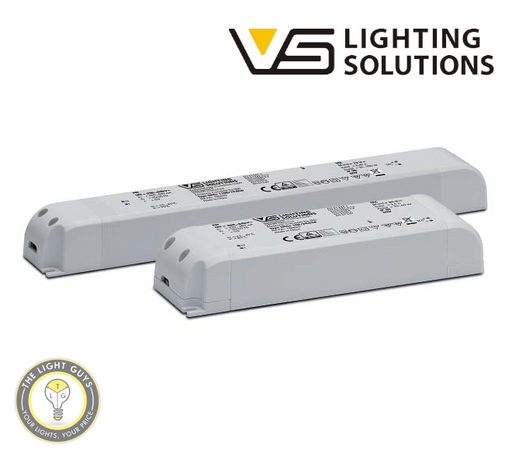 VOSSLOH-SCHWABE LED Constant Voltage Drivers 60W | 120W 24V 240V IP20 - TheLightGuys
