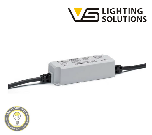VOSSLOH-SCHWABE LED Constant Voltage Drivers 30W 12V 240V IP67 - TheLightGuys
