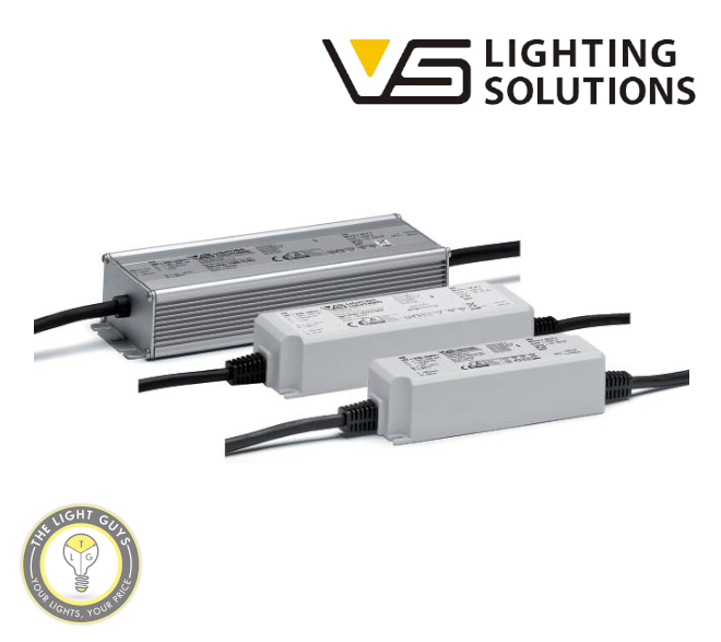 VOSSLOH-SCHWABE LED Constant Voltage Drivers 12V 240V IP67 75W | 100W - TheLightGuys