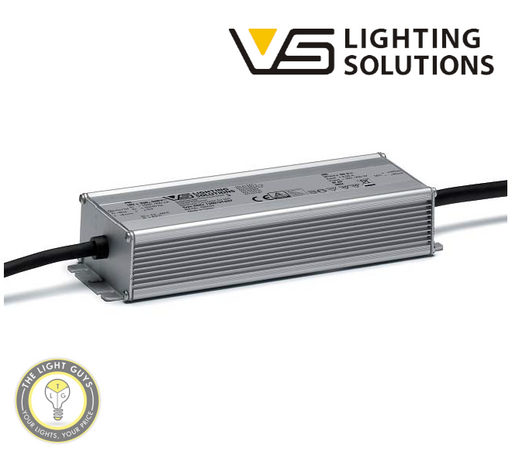 VOSSLOH-SCHWABE LED Constant Voltage Drivers 200W 24V 240V IP67 - TheLightGuys