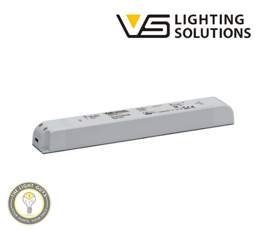 VOSSLOH-SCHWABE LED Constant Voltage Drivers 180W 24V 240V IP20 - TheLightGuys