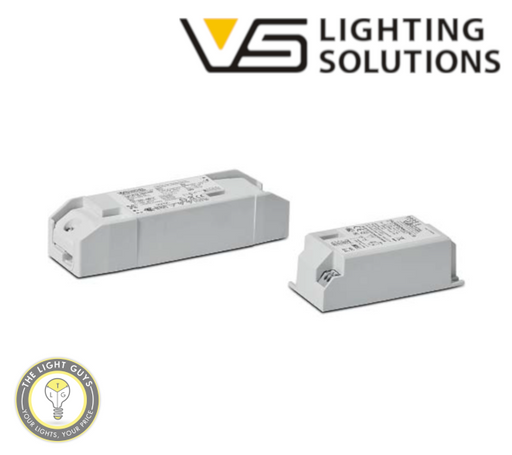 VOSSLOH-SCHWABE PrimeLine LED Drivers 16-38W with Selectable Current 300-1050mA DALI Dimmable - TheLightGuys