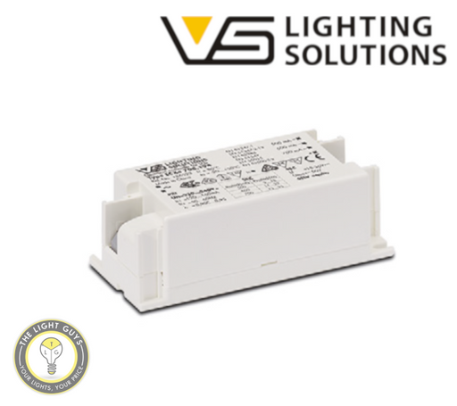 VOSSLOH-SCHWABE ComfortLine C-R5 240V DIP switch adjustable mA (250-1050mA) - TheLightGuys