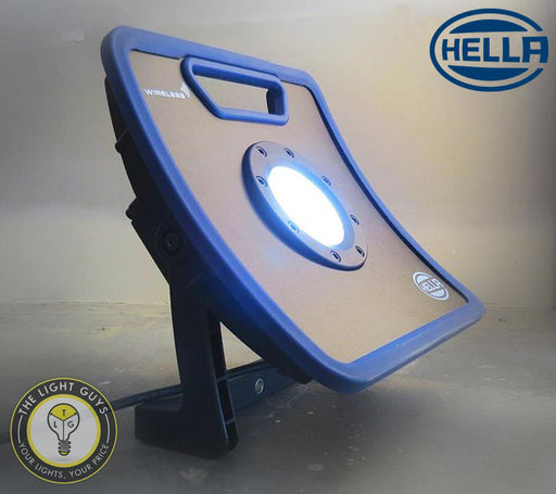 HELLA Nova 10K Worklight 84W 240V IP67 IK07 Wireless Bluetooth - TheLightGuys
