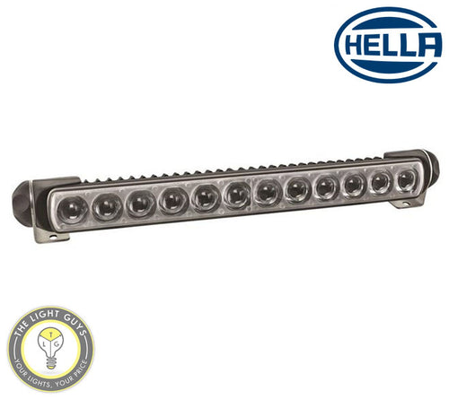 HELLA LED Driving Light Bar 350 25W High Beam | Pencil Beam - TheLightGuys