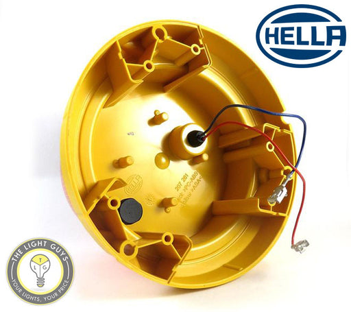 HELLA LED Warning Fixed Beacon 9-30V Amber - TheLightGuys