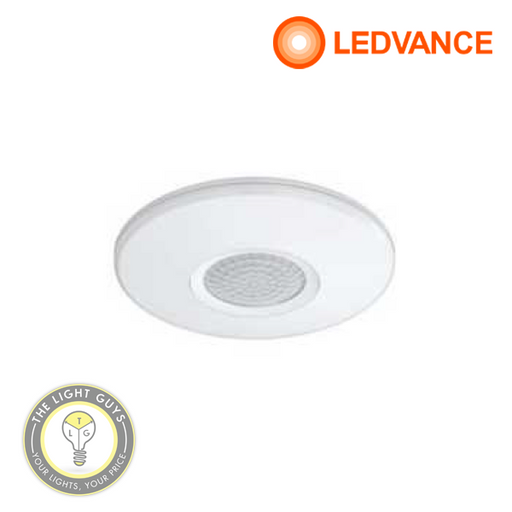 LEDVANCE LED Value Surface Mount Flush 360deg° IP20 PIR Motion Sensor