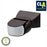CLA Infrared 180° IP65 Motion Sensors White | Black - TheLightGuys