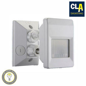 CLA Adjustable 120° IP66 Infrared Motion Sensor - TheLightGuys