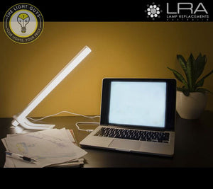 LRA LED Saber USB Desk Light - TheLightGuys