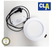 CLA Downlight 16W Tri Colour 3K/4K/5K 125mmØ Dimmable - TheLightGuys