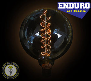 ENDURO G125 25w ES Carbon Filament Spiral - TheLightGuys