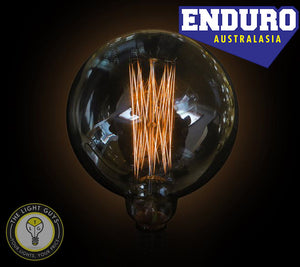 ENDURO G125 25w ES Carbon Filament Squirrel Cage - TheLightGuys