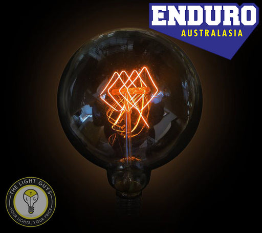 ENDURO G125 25W ES Carbon filament Quad loop - TheLightGuys