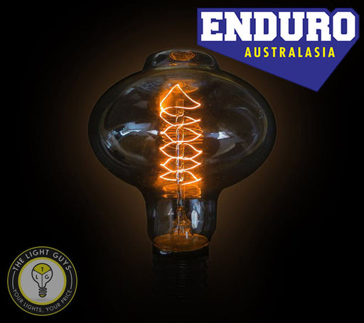 ENDURO L80 25W ES Carbon Filament Spiral - TheLightGuys