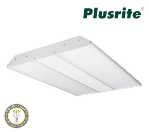 PLUSRITE LED Linear High Bay 305V 5000K Dimmable - TheLightGuys