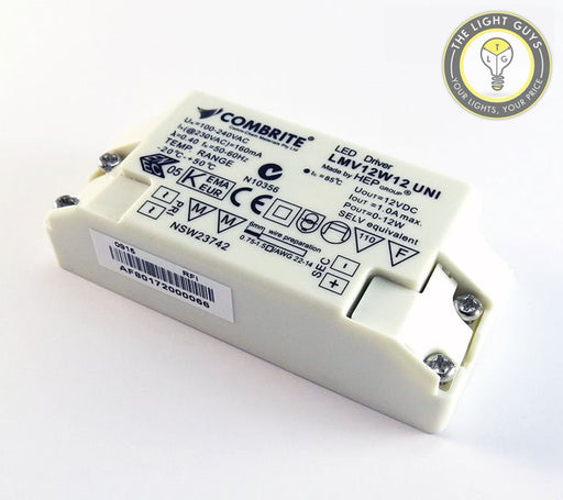 GENERIC LED Constant Voltage Driver 12W | 36W | 60W | 150W | 320W 12V 240V - TheLightGuys