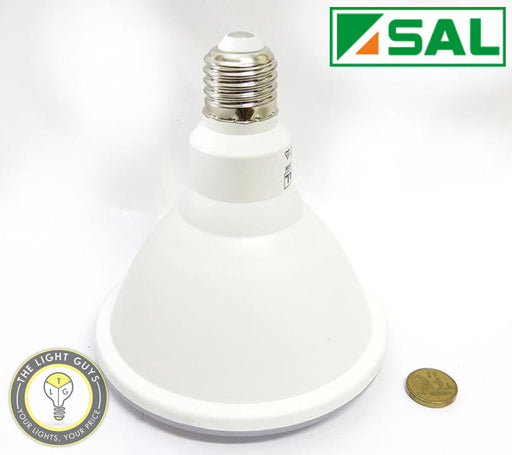 SAL LED PAR38 12W ES 3000K | 6000K IP65 80deg° - TheLightGuys