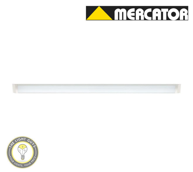 MERCATOR LED Batten NEO 28W | 40W Tri Colour - TheLightGuys