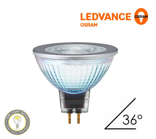 OSRAM LED MR16 6W 12V GU5.3 3000K | 6500K 36deg° Dimmable - TheLightGuys