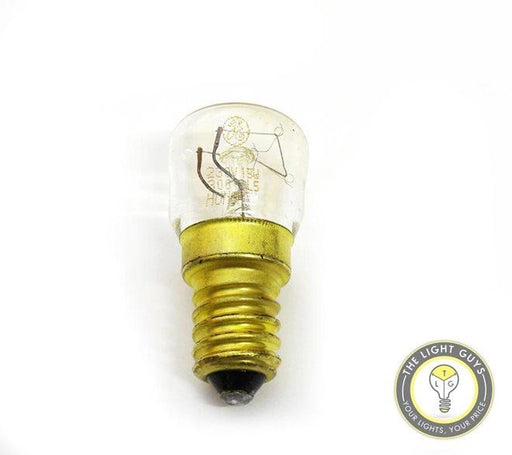 GE Oven Lamp T22 15W 240V SES 300°C - TheLightGuys