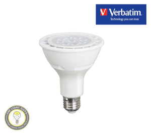 VERBATIM PAR30 E27 12W 240V 800lm 2700K Dimmable - TheLightGuys
