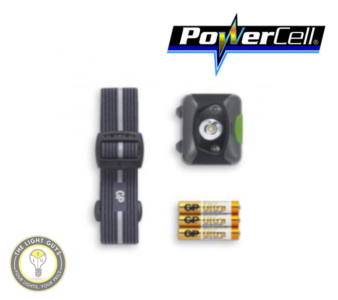 POWERCELL XPLOR GP Prosumer Headlamp PH14 - TheLightGuys