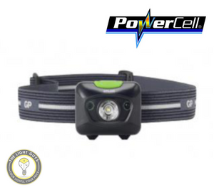 POWERCELL XPLOR GP Prosumer Headlamp PH15 (Motion Sensor - Brightness Mode) - TheLightGuys