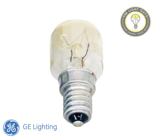GE Fridge Lamp 15W SES -30degree - TheLightGuys