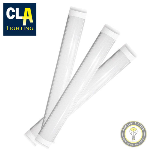 CLA Razor Indoor LED Battens IP20 3K | 5K | 18W | 36W | 600MM | 1200MM | DIMM | NON DIMMM - TheLightGuys