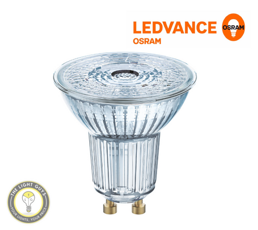 OSRAM LED PAR16 5W GU10 3000K | 6500K 36deg° Dimmable - TheLightGuys