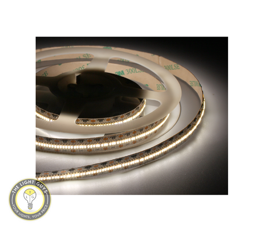 TLG Premium CRI90 Continuous LED Strip 24V IP20 Warm White | Neutral White | Cool White 3M | 6M Roll - TheLightGuys