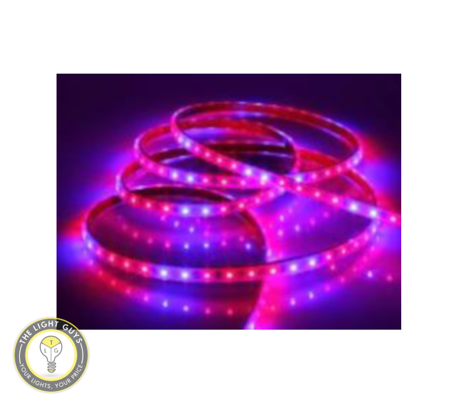 TLG Plant Growth: General/Leafing LED Strip 24V IP67 3M | 6M Roll - TheLightGuys