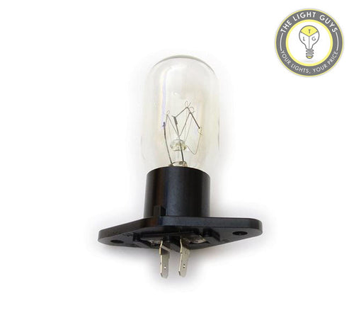 HB Microwave lamp flange style 25W 240V - TheLightGuys