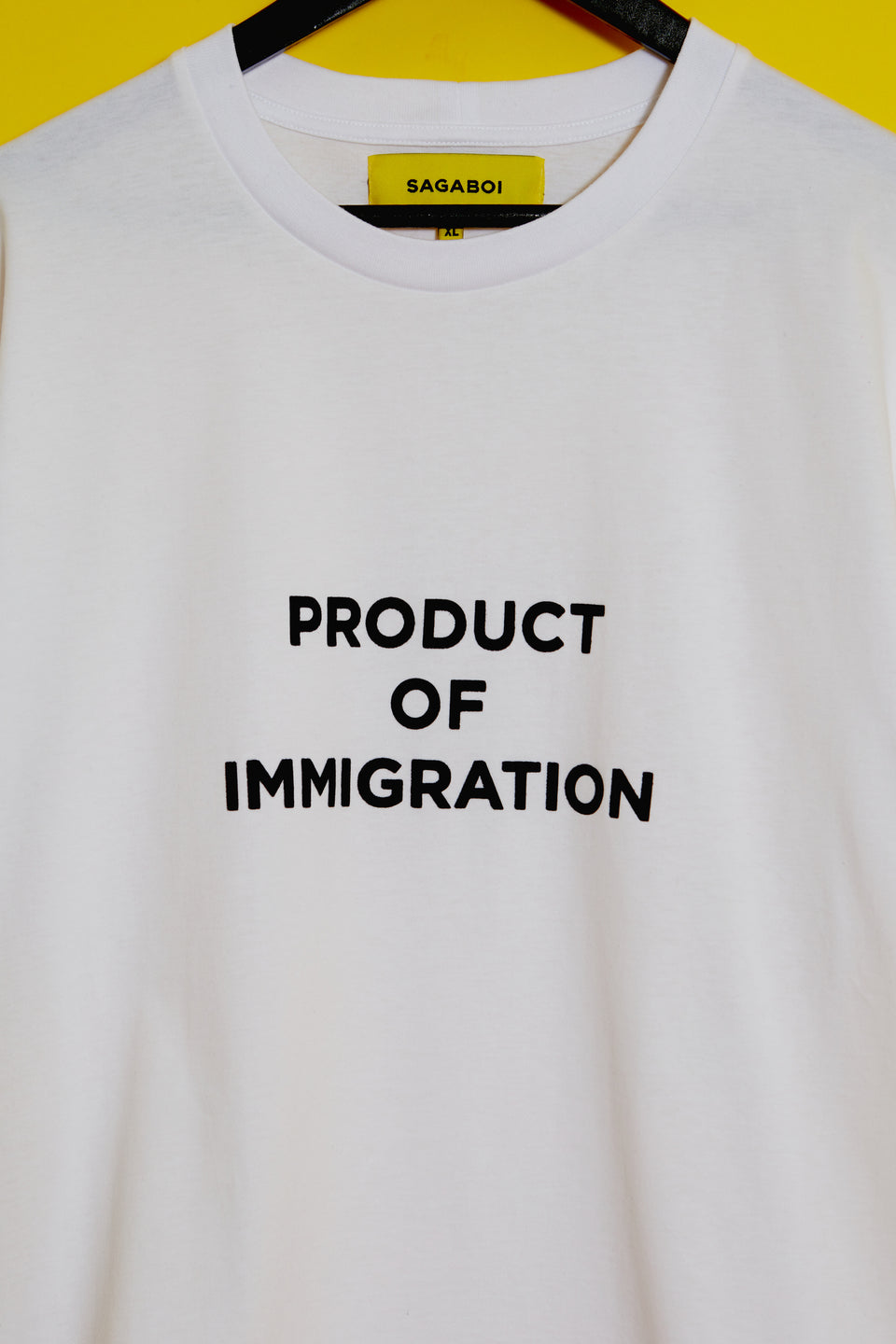 Product of Immigration