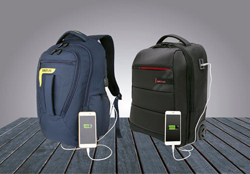 Perfect Backpaks, enjoy safely wherever you go