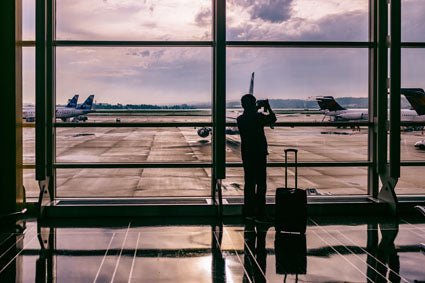 5 technology trends that all airlines and airports should be prepared