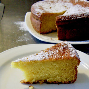 Maggie Beer's Apple and Olive Oil Cake