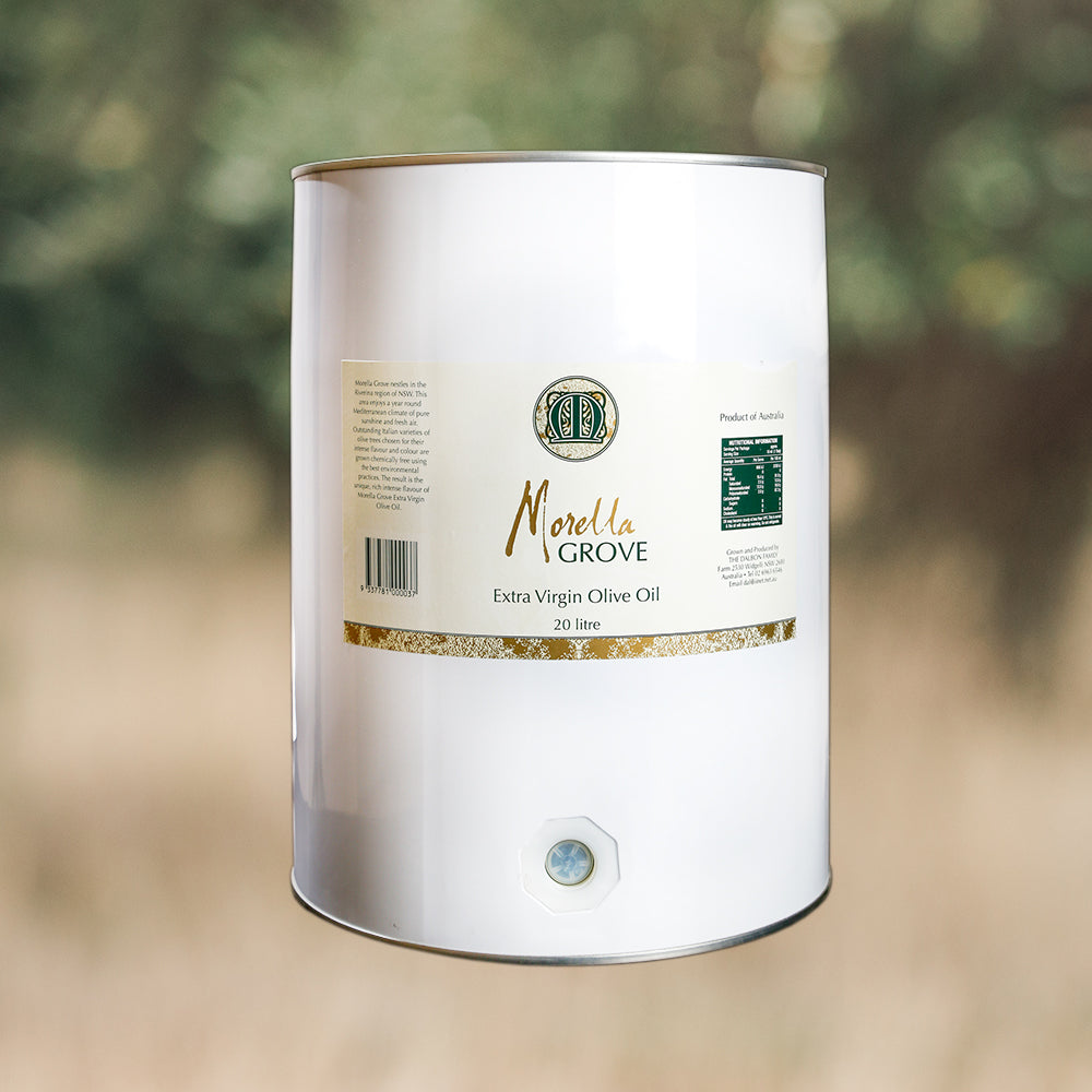 Extra Virgin Olive Oil - 20L Drum