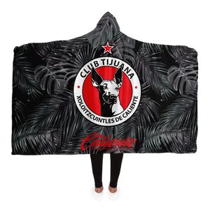XOLOS TROPICAL CUDDLE HOODED BLANKET