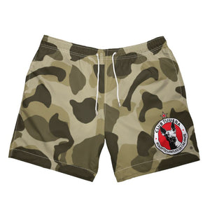 XOLOS CAMOU - SWIM TRUNKS