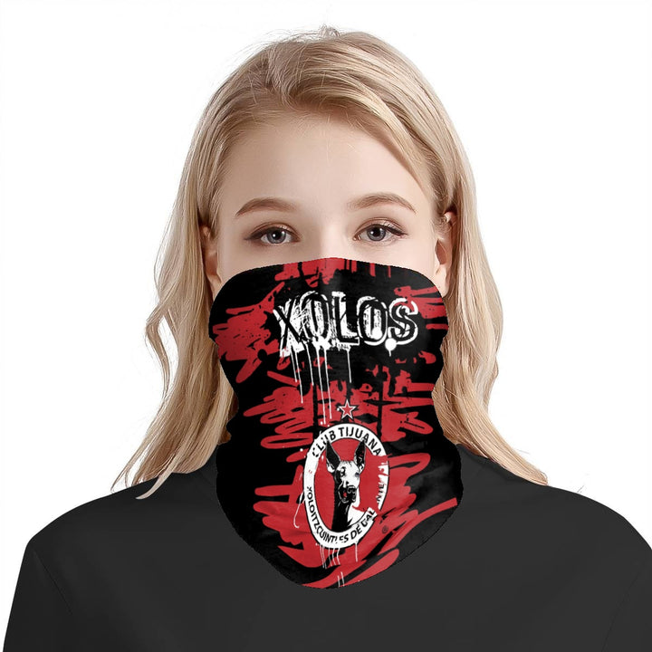 Xolos Street Art - Sports Scarf
